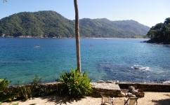Mexico Yelapa : EL JARDIN ecolodge, l'alternative aux tout-inclus !